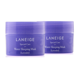 แพ็คคู่ Laneige Special Care Water Sleeping Mask Lavender (15mlx2pcs)