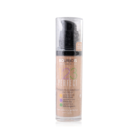 Bourjois 123 Perfect Foundation 30ml #N53 Beige Clair Light Beige