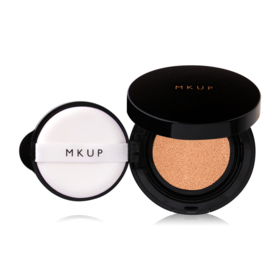 MKUP Flawless Perfect Glow Cushion Foundation #01 Fair White