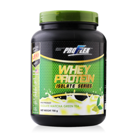 ProFlex Whey Protein Isolate 700g #Matcha Green Tea