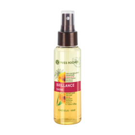 Yves Rocher Hair Instant Shine Top Coat Spray 100ml (81079)