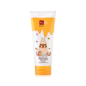 Honei V Bsc Sweet Honei Bear Whitening Body Lotion 180ml