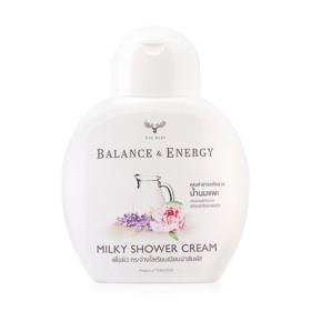 The Deep Balance & Energy Milky Shower Cream 300ml