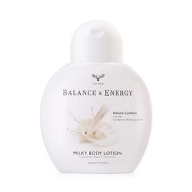 The Deep Balance & Energy Milky Body Lotion 300ml