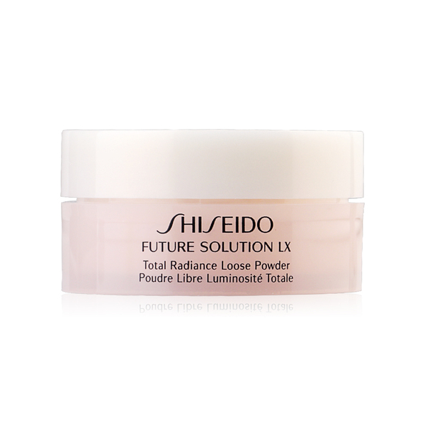 Shiseido Future Solution LX Total Radiance Loose Powder Poudre Libre Luminosite Totale 2g