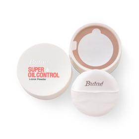 Butae Super Oil Control Loose Powder 20g #03 Golden Brown
