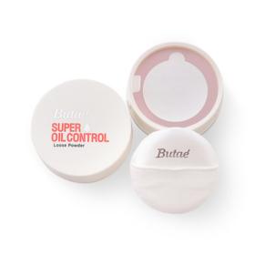 Butae Super Oil Control Loose Powder 20g #04 Glitter Pink