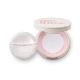 Butae Super Oil Control Loose Powder 7g #04 Glitter Pink
