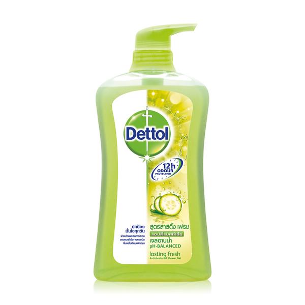Dettol+Shower+Gel+Lasting+Fresh+500ml