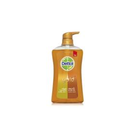 Dettol Gold Shower Gel Pump - Classic Clean 500ml