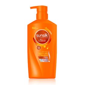 Sunsilk Damage Restore Shampoo 650ml