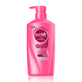 Sunsilk Smooth and Manageable Shampoo 650ml
