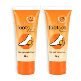 ซื้อ 1 แถม 1 Nanomed Finale Footsoft Cream (30gX2)