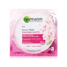 Garnier Skin Natural Serum Mask Sakura White