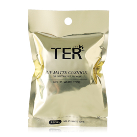 TER UV Matte Cushion Oil Control SPF 50 PA+++ #21  White Tone (Refill)