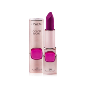 LOreal Paris Color Riche Moist Matte 3.7g #235 Plum Mannequin