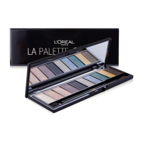 LOreal Paris Color Riche La Palette Gold 7g