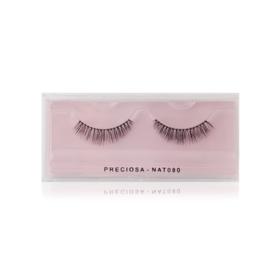 Preciosa Eyelash Nature Clear #Nat 080