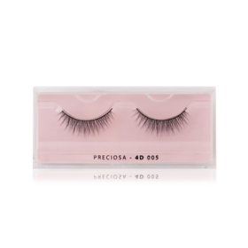 Preciosa Eyelash Nature Clear #4D 005