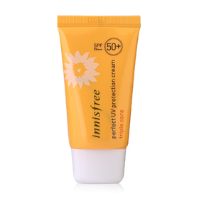 Innisfree Perfect UV Protection Cream Triple Care SPF50PA+++ 20ml