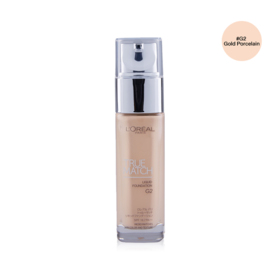 LOreal Paris True Match Liquid Foundation SPF 16PA++ 30ml #G2 Gold Porcelain