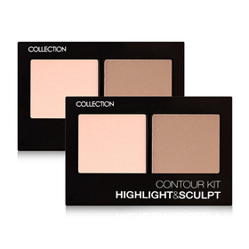 แพ็คคู่ Collection Contour Kit (10g x 2pcs)
