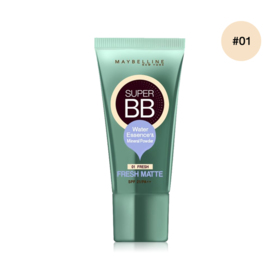 Maybelline Super BB Fresh Matte SPF21/PA++ 30ml #01 Fresh