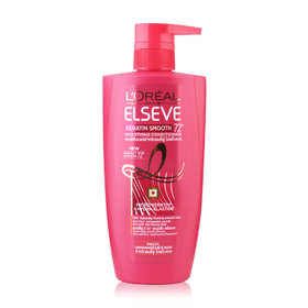 LOreal Paris Elseve Keratin Smooth Conditioner 450ml