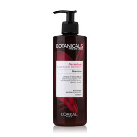 LOreal Paris Botanicals Fresh Care Geranium Radiance Remedy Shampoo 400ml