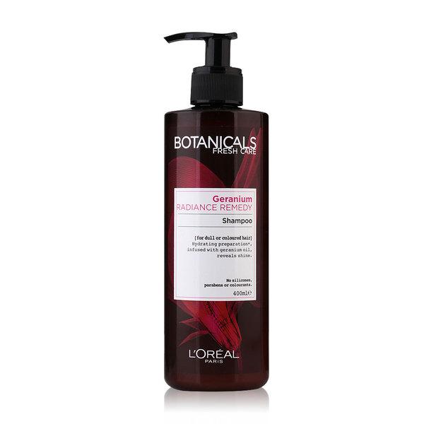 LOreal+Paris+Botanicals+Fresh+Care+Geranium+Radiance+Remedy+Shampoo+400ml