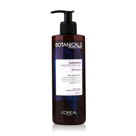 LOreal Paris Botanicals Fresh Care Camelina Smooth Ritual Shampoo 400ml