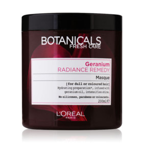 LOreal Paris Botanicals Fresh Care Safflower Rich Infusion Masque 200ml