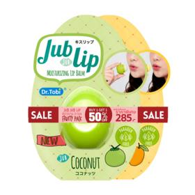 แพ็คคู่ Jub Jub Lip Fruity Pack Set 2 Items (Mango + Coconut)
