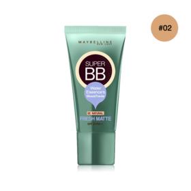 Maybelline Super BB Fresh Matte SPF21/PA++ 30ml #02 Natural