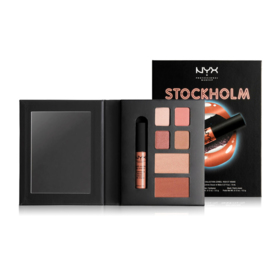 NYX Professional Makeup City Set Lip, Eye & Face Collection Stockholm #Cityset13