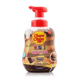 Chupa Chups Kids Head To Toe 500ml #Choco Milky