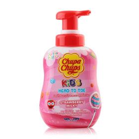 Chupa Chups Kids Head To Toe 500ml #Strawberry Milky