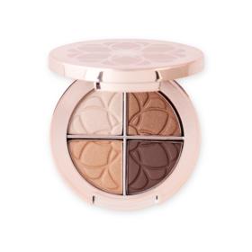 Bisous Bisous Wonder Floret Grace Eyeshadow #1 Brown On Earth