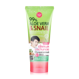 Cathy Doll 99% Aloe Vera & Snail Serum Soothing Gel 300g