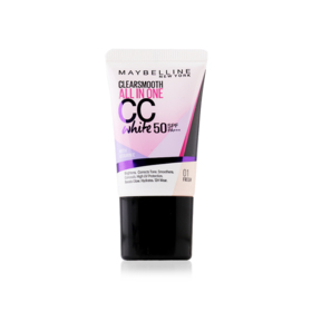 Maybelline Clearsmooth All In One CC White SPF50/PA+++ 18ml #01 Fresh