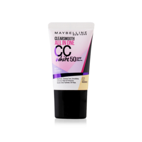 Maybelline Clearsmooth All In One CC White SPF50/PA+++ 18ml #02 Radiance