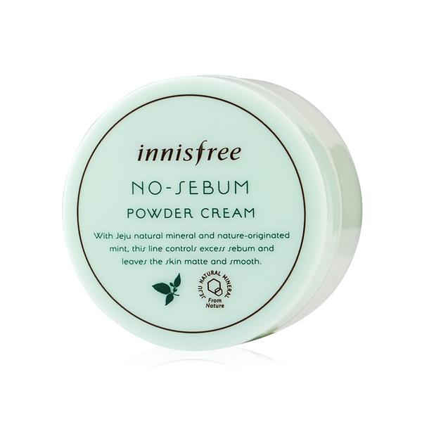 Innisfree+NO+-+Sebum+Powder+Cream+25g