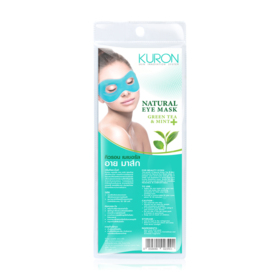 Kuron Aroma Eye Mask Green Tea & Mint