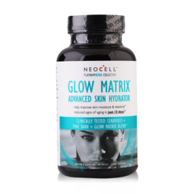 Neocell Platinum Matrix Collection Glow Matrix Advanced Skin Hydrator (90 Capsules)