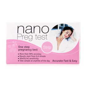 Nanomed Nano Preg test Stirp (1 piece)