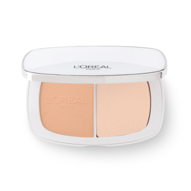 LOreal Paris True Match Even Perfecting Powder Foundation SPF32/PA+++ 8g #N2 Nude Ivory