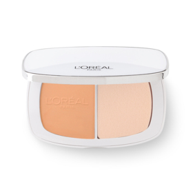 LOreal Paris True Match Even Perfecting Powder Foundation SPF32/PA+++ 8g #N7 Nude Amber