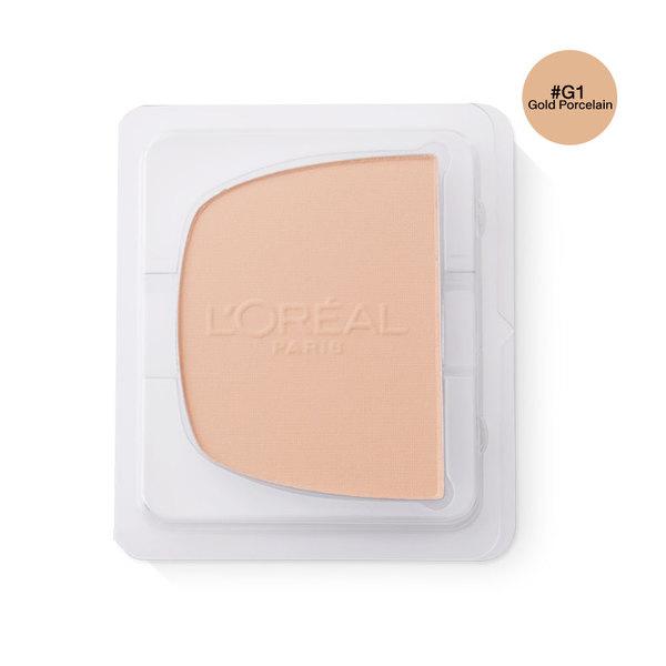 LOreal+Paris+True+Match+Even+Perfecting+Powder+Foundation+SPF32%2FPA%2B%2B%2B+8g+%23G1+Gold+Porcelain+%28Refill%29