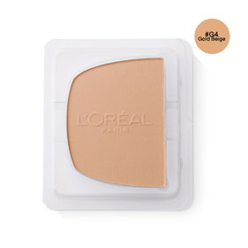 LOreal Paris True Match Even Perfecting Powder Foundation SPF32/PA+++ 8g #G4 Gold Beige (Refill)