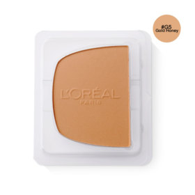 LOreal Paris True Match Even Perfecting Powder Foundation SPF32/PA+++ 8g #G5 Gold Honey (Refill)